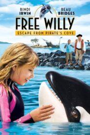 Uwolnić orkę 4: Ucieczka z Zatoki Piratów