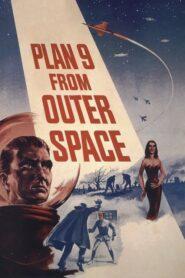 Plan dziewięć z kosmosu