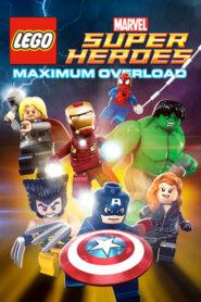 LEGO Bohaterowie Marvela: Doładowani na maksa