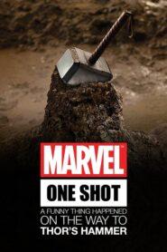 Marvel jedno ujęcie: Ciekawa rzecz spotkała nas przy młocie Thora