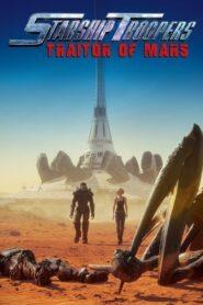 Żołnierze kosmosu: Zdrada na Marsie