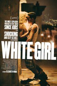Biała dziewczyna