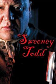 Sweeny Todd, mistrz brzytwy