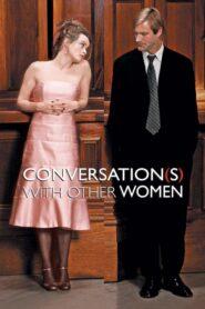 Rozmowy z innymi kobietami