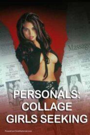 Personals: College Girl Seeking…