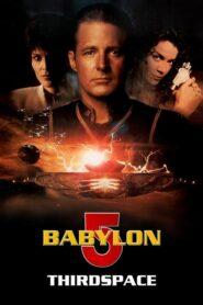 Babylon 5: Trzecia Przestrzeń