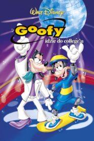 Goofy idzie do college'u
