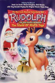 Rudolf czerwononosy renifer i wyspa zaginionych zabawek