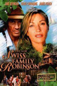 Nowe przygody szwajcarskiej rodziny Robinsonów