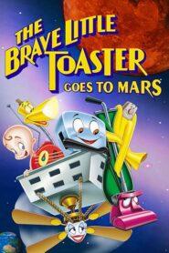 Dzielny Mały Toster jedzie na Marsa